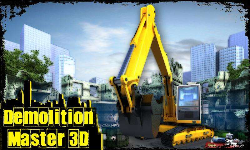 Demolition Master 3D  (Android)