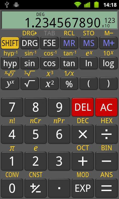 [SOFT] REALCALC SCIENTIFIC CALCULATOR : Calculatrice [Gratuit] Qtzt.u.cs