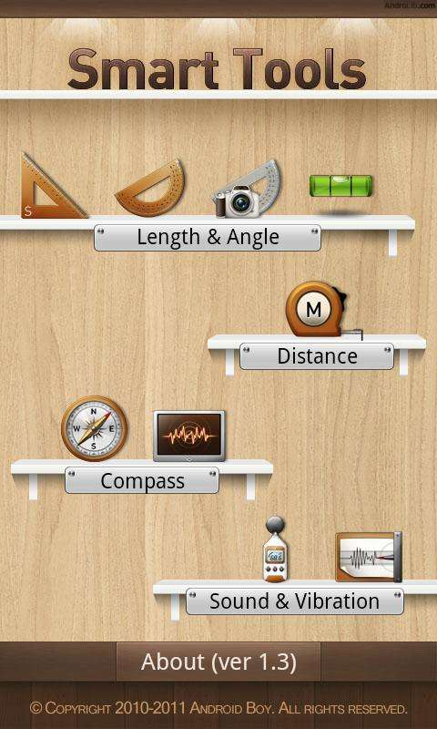 Smart Tools v1.2.1 (Android)