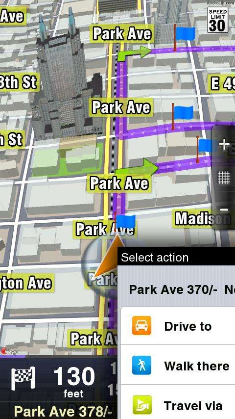 ztxzFucs - Sygic GPS Navigation 3.0 (Aura) v11.0.2
